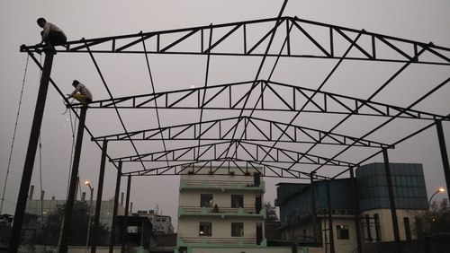 Industrial Truss Structure In Noida By Rs Steel India Id