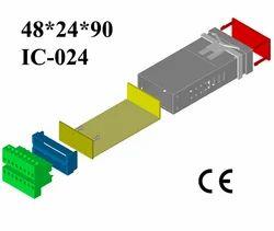 48x24x90 DIN Panel Case