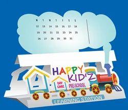 Calendar Design & Printing