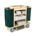 Banquet House Keeping Trolley