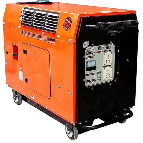 Automatic Silent Genset, Power: 5 KVA, Rs 120000 /set