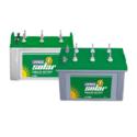 Luminous Solar Batteries