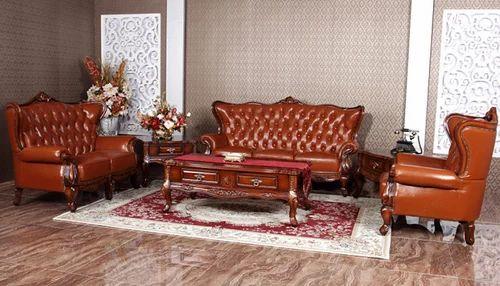 Sofa Sets Modern Wooden Sofa Set Manufacturer From Nagpur