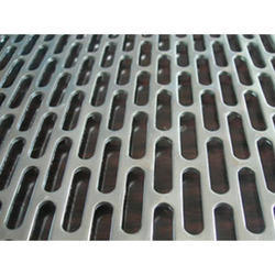 Capsule Hole Perforated Sheet