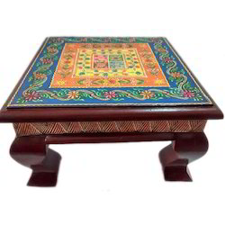Handicraft Wooden Chowki