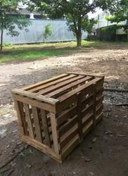Wooden Crates, Capacity: 1 Ton, Dimension/size: 40*26*25