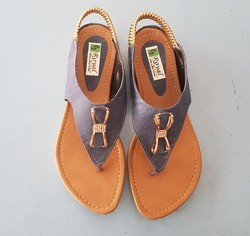 Ladies Sandal, Size: 7-12