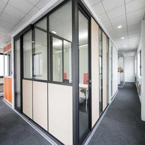 office glass partition design. Aluminium Office Glass Partition Design O
