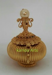 Golden Kumkum Dabbi