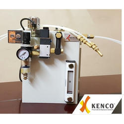Centralised Force Oil Lubrication System Pneumatic