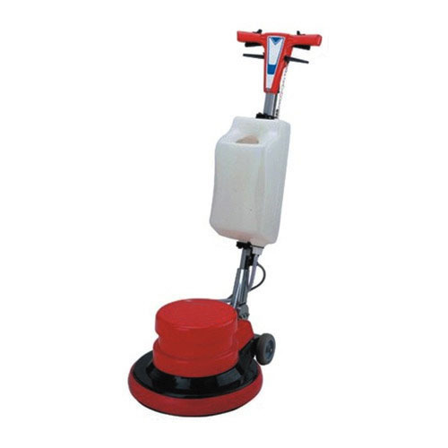 Manual 2 Hp Single Disc Floor Polishing Machine, Machine Capacity: 8L, Rs  32000 /piece | ID: 13878274848