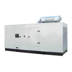 Industrial Soundproof Generator