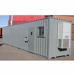 Multi Store Portable Office Cabin
