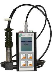 Vibration Data Collector STD-510 Version 2.2