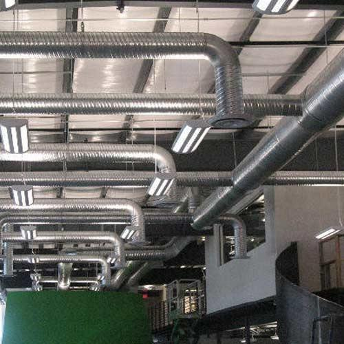 Industrial Ducting - Ducting Systems Manufacturer from Chennai