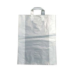 Transparent HDPE Bag, Thickness : 50 to 60 Micron