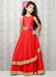 Designer Fancy Baby Gown