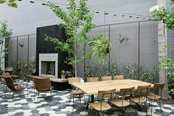 Cafe Interiors, 12, Hotel Interior
