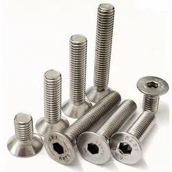 Full Thread Stainless Steel Allen CSK