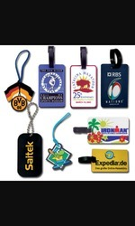 Silicon luggage tag and Bag Tags