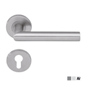 Lever Handles for Narrow Stile and Timber Doors