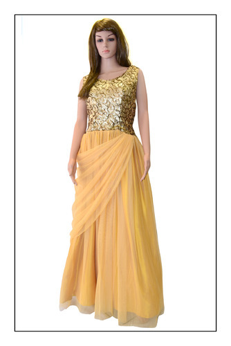 7935a141780 Designer Party Wear Evening Gown at Rs 6150  ready to ship