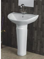 Pedestal Washbasin Suppliers Manufacturers Amp Traders In