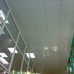 Gypsum Metal Ceiling
