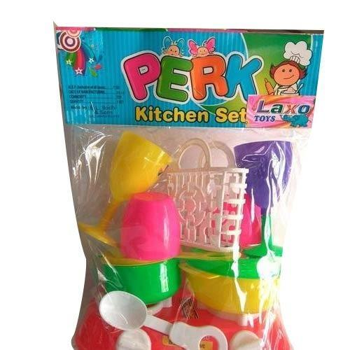 Kids Colorful Kitchen Set At Rs 24 Set Toy Kitchen Set Id