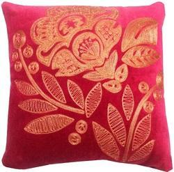 Aari Embroidery Sofa Cushion