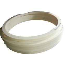 White Nylon Ring