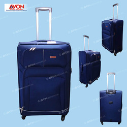 Blue Trolley Bag