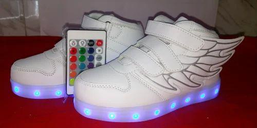 92f16918de51 Men Wings LED Shoes