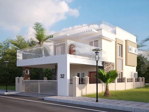 Exterior rendering 3d exterior image rendering service provider from salem for Exterior 3d rendering