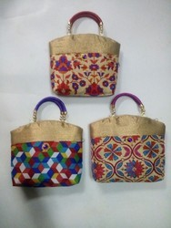 Cotton Fabric And Ordinary Paper Printed And Plain Gifts Pooja Bags