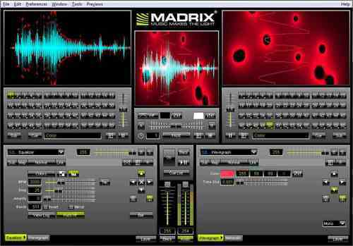 Special Effects - Madrix Software LED Lighting Control Authorized