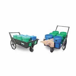 Waste Bin Hand Cart