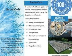 Waste Water Treatment Bioagent/ Bioculture