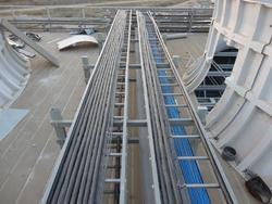Fiber Reinforced Ladder Cable Tray