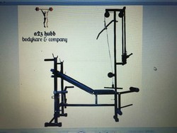 Bench Press Machine At Best Price In India