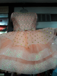 Designed Kid Gown