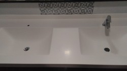 hr decor Solid Surface Wash Basin