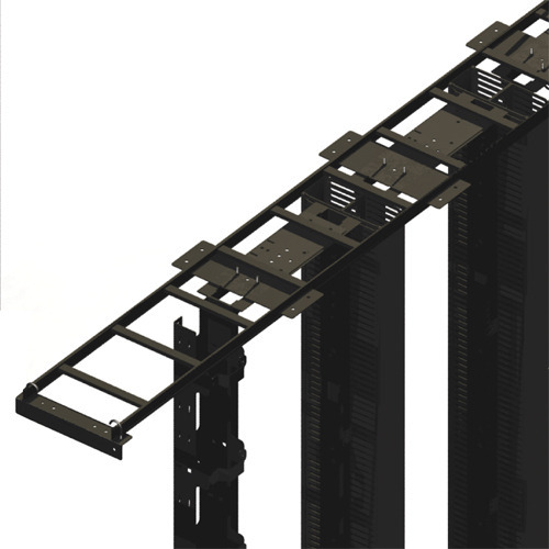 Cable Organizers Horizontal Cable Manager Manufacturer