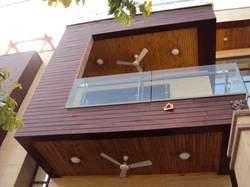 HPL Sheet Cladding