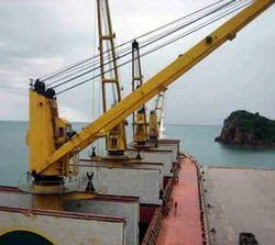 Marine Cranes Offshore Cranes Latest Price