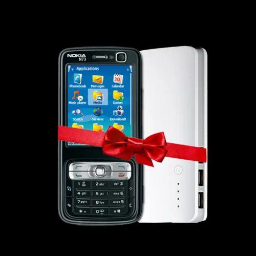 Nokia N 73 Mobile Refurbished Mobile