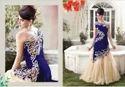 Designer Peacock Dress