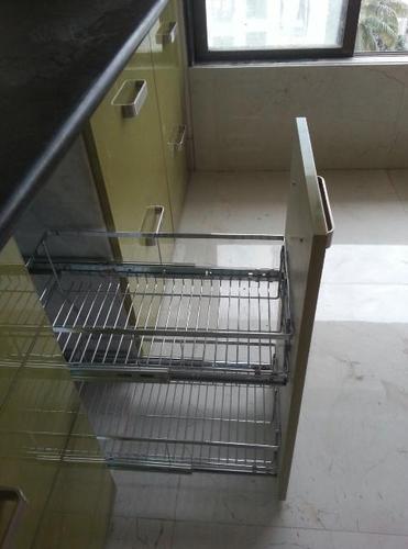 Kitchen Cabinet Trolleys - Modern Kitchen Cabinet Trolley ...