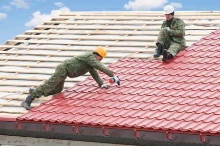 Tile Roofing Installation Service, Roofing Sheets Installation Services -  Karpaga Vinayakar Enterprises, Chennai | ID: 11761194962