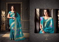 Anmol Weaves Silk Sarees